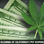 Cash Dilemma of California's Pot Dispensaries