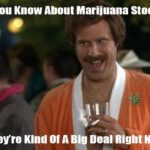 Marijuana Stocks Newsletter – Monday October 1, 2018