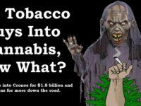 Marlboro Company Fuses $1.8 Billion Into Cannabis Company Cronos