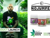 """Next Green Wave Rolls Out Premium Exotic Flower Line In Collaboration With Iconic """"NoJumper"""""""