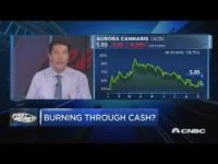 Watch CNBC's full interview with Aurora Cannabis interim CEO