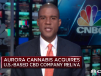 Canada's Aurora Cannabis surges after making a CBD deal to enter the lucrative U.S. market