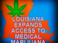 Gov. Edwards signs bill for medical marijuana expansion in Louisiana