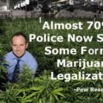 Why an Overwhelming Majority of Police Want to See Cannabis Legalized